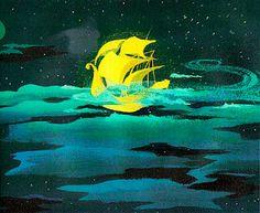 Mary Blair: Concept art Peter Pan