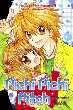 Pichi Pichi Pitch: Mermaid Melody #4 by Pink Hanamori