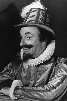 1935  Roy Emerton as Parolles Memorial Theatre directed by  B Iden Payne.