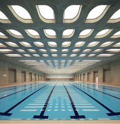 Centro Aquático dos Jogos Olímpicos de Londres 2012 / Zaha Hadid Architects