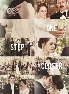 One Step Closer- Edward and bella