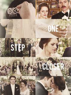 One Step Closer- Edward and bella