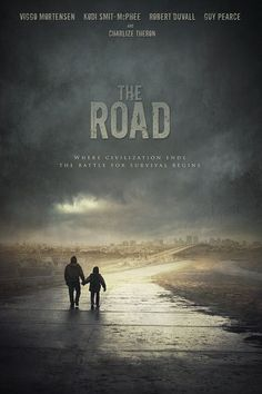 The Road (2009)Viggo Mortensen shepherds his son through a postapocalyptic America.Arriving August 25 #refinery29 http://www.refinery29.com/2016/07/117808/netflix-august-arrivals-2016#slide-72