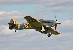 Hawker Sea Hurricane G-BKTH/Z7015 #plane #WW2
