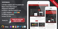GoodMail - Responsive E-mail Template