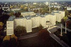 I.G. Farben Buildlng, Frankfurt Germany