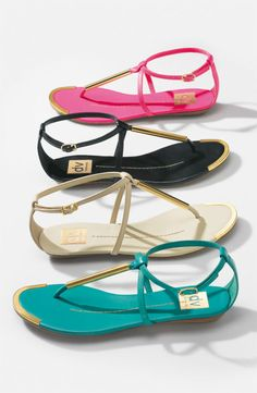 DV by Dolce Vita 'Archer' Sandal.cute sandals, I want! Cute Sandals, Cute Shoes, Me Too Shoes, Shoes Sandals, Flat Sandals, Flat Shoes, Pretty Sandals, Simple Sandals, Keds