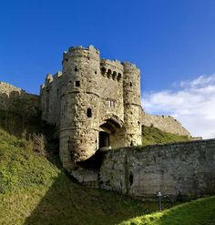 Top 10 Castles   English Heritage