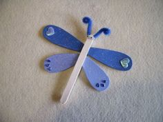 dragonfly crafts for preschool - Google Search