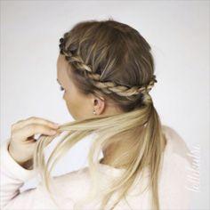 www.lettikutri.com Bobby Pins, Hair Accessories, Tutorials, Beauty, Instagram, Fashion, Moda, Fashion Styles, Hairpin
