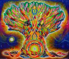 Árbol de la vida – Manú Menéndez ART