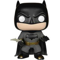 Funko - POP! Heroes: Batman vs Superman: Batman, Multi