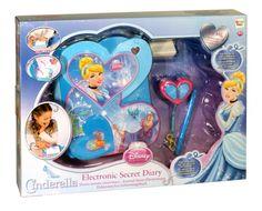 Disney princess cinderella electronic secret diary Disney Princess Cinderella, Secret Diary, New Toys, Electronics, Consumer Electronics