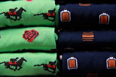 BOURBON + DERBY SOCKS AVAILABLE THIS WEDNESDAY! | Kentucky for Kentucky