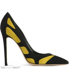Like these bee shoes