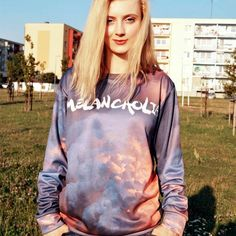 Melancholia sweater