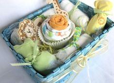 Cute baby gift basket by susangir