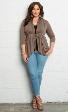 Our very popular Plus Size Sunset Stroll Bellini is back in one of fall's trendiest colours - #Neutral Shop www.curvaliciousclothes.com Save 15% Use code:SVE15 Size 0X-5X