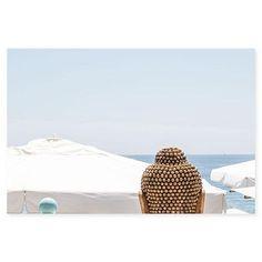 Buddha on the Beach - 8x12 - Print only