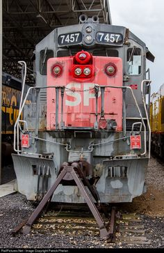 RailPictures.Net Photo: SP 7457 Southern Pacific Railroad EMD SD45R at Ogden, Utah by Patrick Phelan