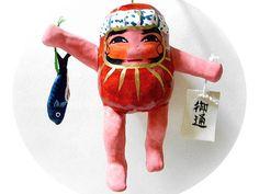 酒買いだるま, Sake kai Daruma, Daruma buy sake Shizuoka, Japanese folk toy