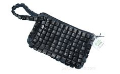 Classic Gadget:  Keyboard Purse, how are your words per minute? :)    http://mashable.com/2012/03/28/upcycled-gadgets-fashion/#561195-Keyboard-Purse