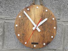 Wall Clock Wooden, Wood Design, Etsy Seller, Tree Designs