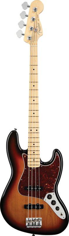 Fender® American Standard Jazz® Bass