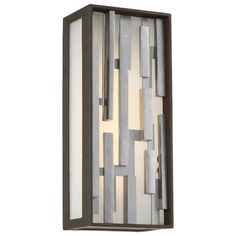 42 best modern exterior lighting images on pinterest modern bars wall light by george kovacs aloadofball Choice Image