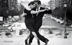 """""""Passion for dance leads a man towards a natural desire for respect and romance"""" - Sabrina Steczko"""