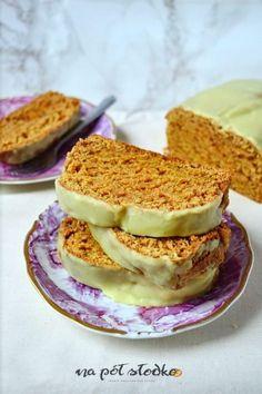 wegańskie ciasto z mango bez cukru (erytrol)