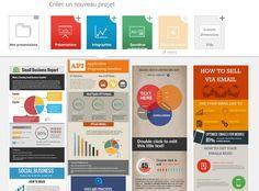 5 outils pour créer vos propres infographies