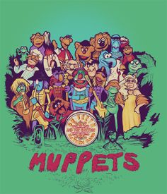 Love the muppets!!