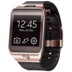 Samsung Gear 2 Gold Brown Ceas inteligent de top