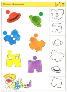 Piccolo: penseel kaart 2 Learning Tools, Learning Centers, Kids Learning, Montessori Activities, Preschool Worksheets, Theme Carnaval, Visual Perception Activities, Sequencing Cards, Special Education