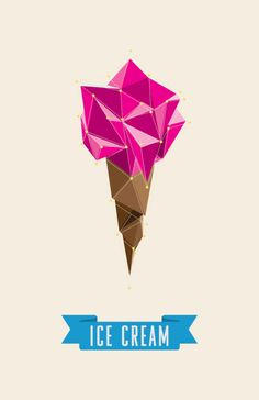 Wayne Spiegal. Origami Ice Cream.