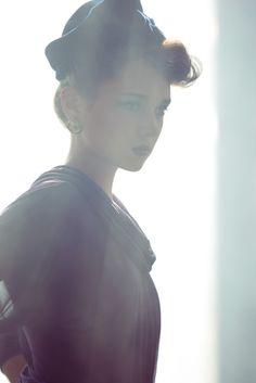 Test shooting. Vintage style. Models: Nastysha, Nyura @ Avant.  http://ulyanasergeenko.com