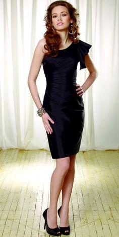 Angelina Faccenda One Shoulder Bridesmaid Dress 20264 by Mori Lee