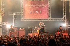 [Alexandros]川上洋平2015/5/29「FM802 X TSUTAYA ACCESS! LIVE」@なんばHatch