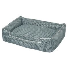 Jax and Bones Eve Blue Premium Cotton Blend Lounge Bed