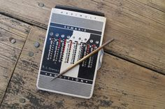 Addimult SumaxE Mechanical Calculator / by SandrasCornerStore
