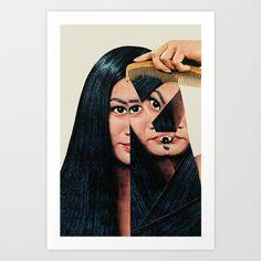 Normalization Art Print by Eugenia Loli - $30.00