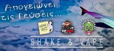 Shake and Vape Liquids