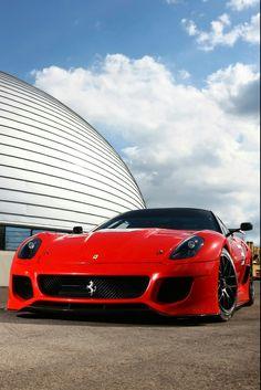 (°!°) 2009 Ferrari 599XX