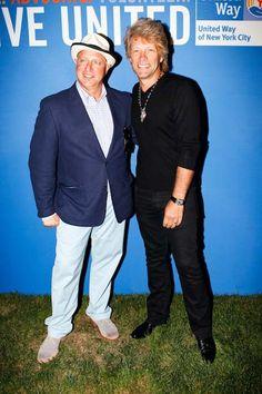 Tom Colicchio, Jon Bon Jovi