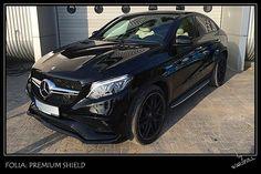 Nice Mercedes: Mercedes GLE 63 AMG – folia Premium Shield Elite  Premium Shield Elite - Warsfoll Check more at http://24car.top/2017/2017/05/08/mercedes-mercedes-gle-63-amg-folia-premium-shield-elite-premium-shield-elite-warsfoll/
