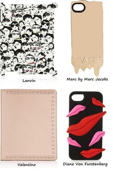 Dress Up Your iPhone And iPad: Techno-Chic Mood