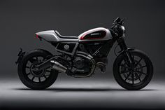 Ducati Scrambler Cafe Racer by Skunk Machine - Photos by Ben Galli #motorcycles #caferacer #motos | caferacerpasion.com