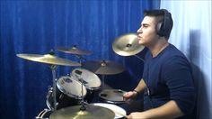 Lordi-Hard rock hallelujah (drum cover)