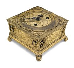 This would be great as a coffee table with the clock covered by a glass top so that you could look down and see the time.